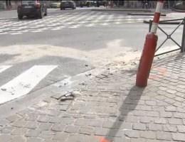 Dodelijk ongeval in Sint-Jans-Molenbeek