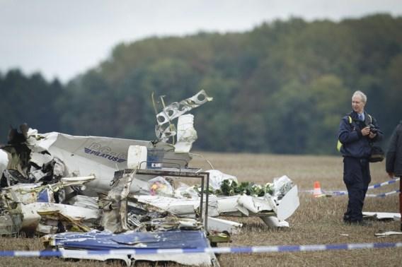 'Manoeuvre was oorzaak vliegtuigcrash Namen'