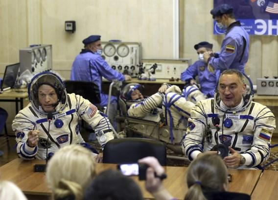 Nasa schort contacten met Rusland op, behalve voor ISS