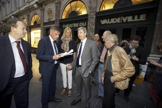Vlaams Belang krijgt gelijk van Raad van State, maar staat voor gesloten deur