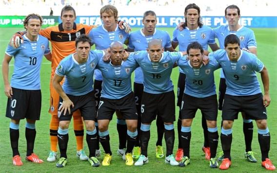 Uruguay voorlopig geschorst door CONMEBOL