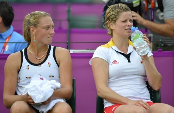 Yanina Wickmayer vindt onderdak bij Kim Clijsters