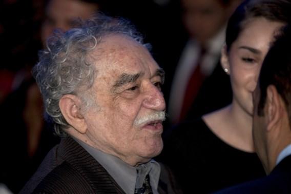 Schrijver García Márquez in ziekenhuis opgenomen