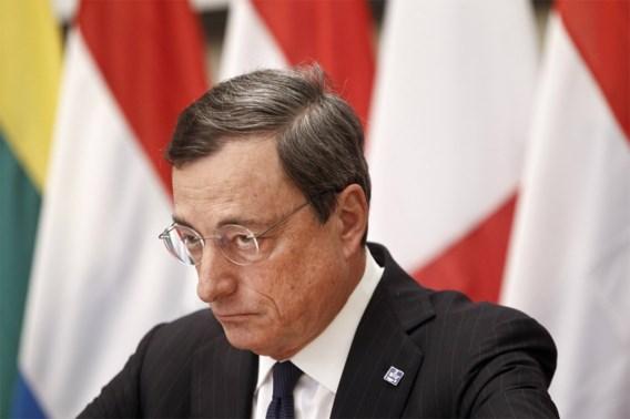 ECB ziet af van verdere renteverlaging