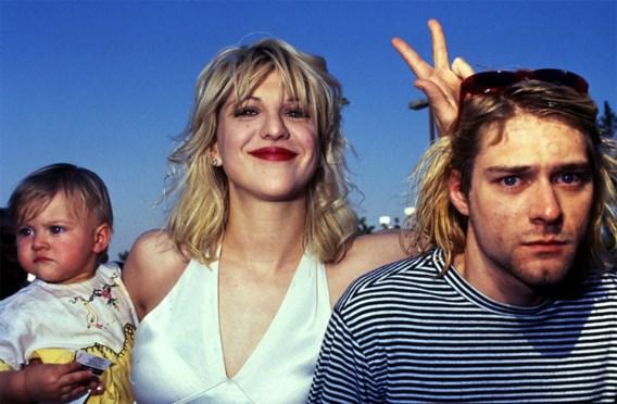 Courtney Love: 'Musical over Kurt Cobain op komst'