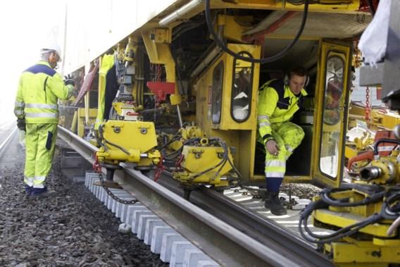 Spoornetbeheerder boekt 29 miljoen euro operationele winst