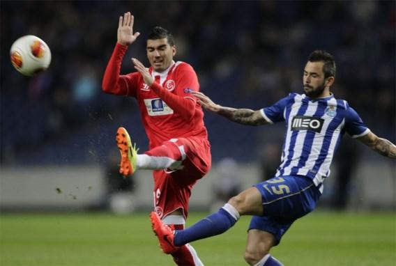 EUROPA LEAGUE. Defour stuwt Porto naar zege, Juve wint moeizaam