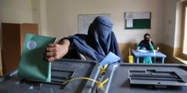 Hogere opkomst dan verwacht bij Afghaanse verkiezingen