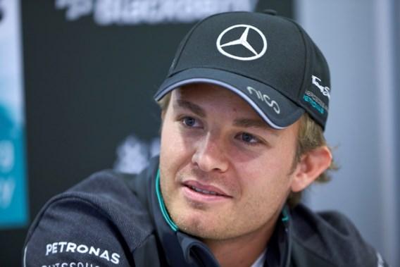 Nico Rosberg snelste tijdens laatste oefensessie GP van Spanje