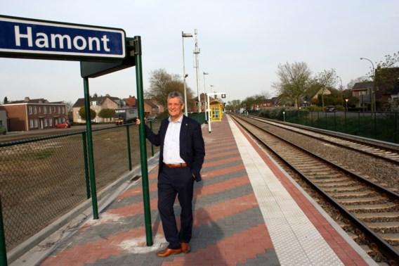 Trein stopt voor het eerst sinds 1957 opnieuw in Hamont