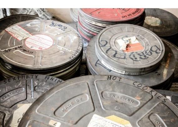 'Hot cookies' en 'Délices entre les cuisses' zijn maar enkele van de tot de verbeelding sprekende titels in de collectie van Cinema ABC.