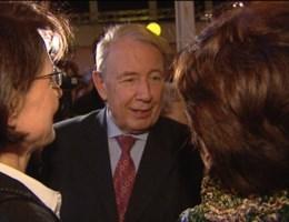 Oud-minister Jos Chabert overleden