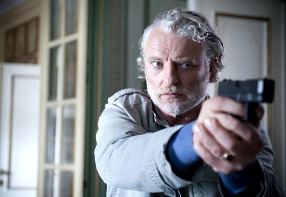 Filip Peeters als Paul Gerardi in 'Salamander'.
