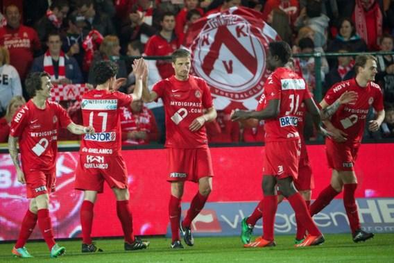 Invaller Raman houdt Kortrijk op kop in Play-off 2B