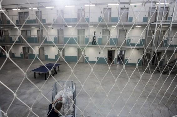 Nog nooit zoveel gevangenen in België