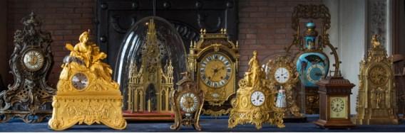 De tijd blijft niet stilstaan in het kasteel van Gaasbeek. Ze experimenteren er met de geschiedenis.