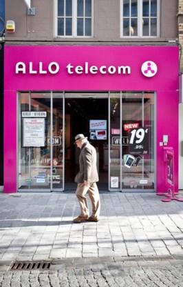 27 vestigingen van Allo Telecom gaan dicht.