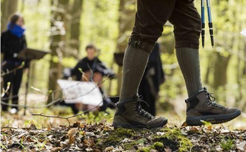 Er zijn wandelroutes van 5, 10, 15 en 25 kilometer.