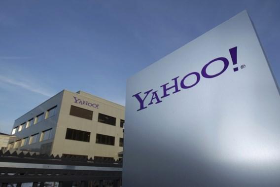 Omzet Yahoo licht gestegen