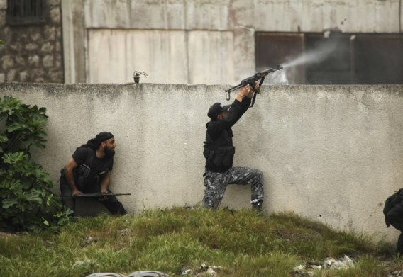 Syrische rebellen beschikken over raketten 'made in USA'