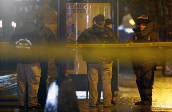 Verdachte rugzakken in Boston uit voorzorg opgeblazen