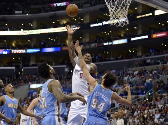 Clippers doen nog goede zaak, Knicks nemen afscheid in schoonheid