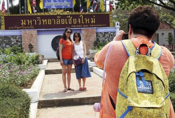 Thailand niet langer blij met Chinese toeristen