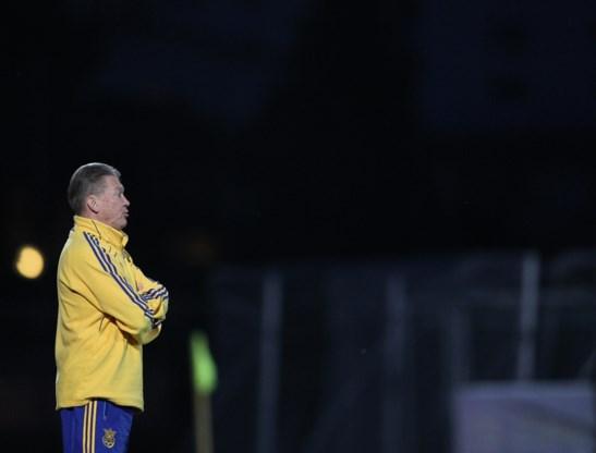 Nieuwe nederlaag kost Kiev-trainer zijn kop