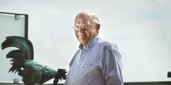 Jean-Luc Dehaene bij zijn afscheid van de politiek. 'Voortaan ben ik slechts een getuige uit het verleden'