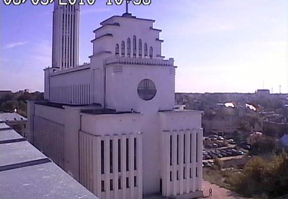 Verrezen Christuskerk, Kaunas, Litouwen, 2010.