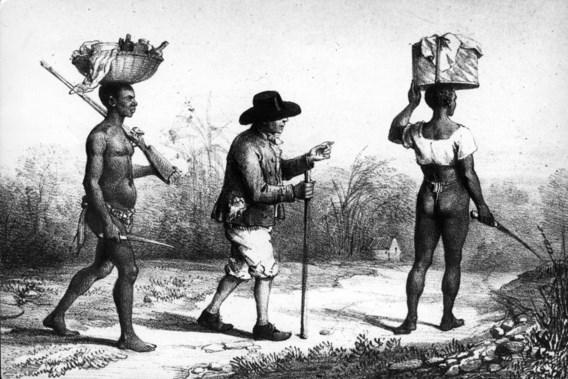Denkers, Kerkvaders, christelijke en islamitische theologen, tot in de 16de eeuw keurden ze slavernij niet af.