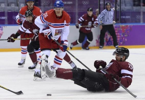 Letse ijshockeyspeler Pavlovs krijgt schorsing van 18 maand