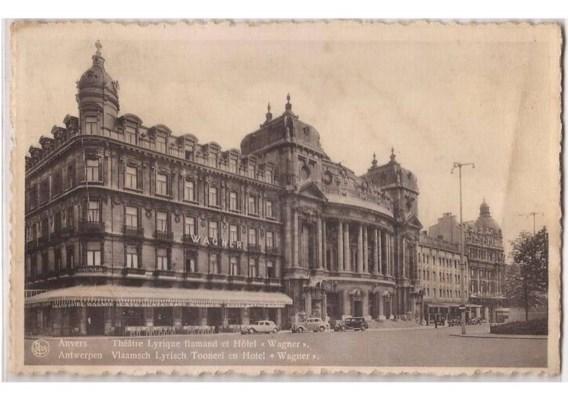 Hotel Wagner (links): 31 keurige heren met een kwart miljoen frank.