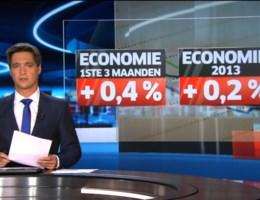 Sterkste groei voor economie in drie jaar