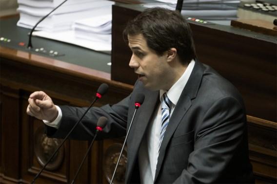 Laurent Louis houdt antisemitisch congres met omstreden komiek Dieudonné