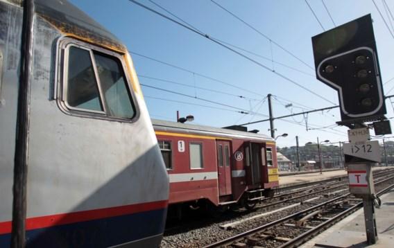 Minder agressie op de trein in 2013