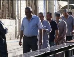 Doden bij historische verkiezingen Irak