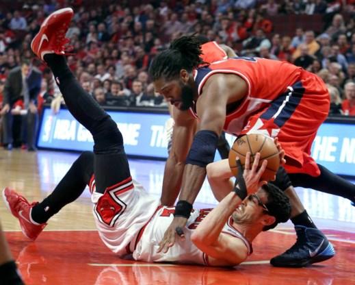 Ook Washington Wizards stoten door in play-offs