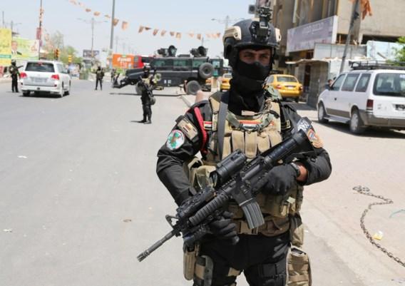 Irakezen stemmen onder terreurdreiging