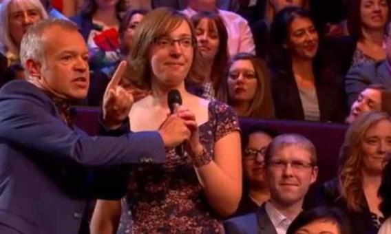 Vlaamse vrouw speelt met Harrison Ford voor 4 miljoen tv-kijkers