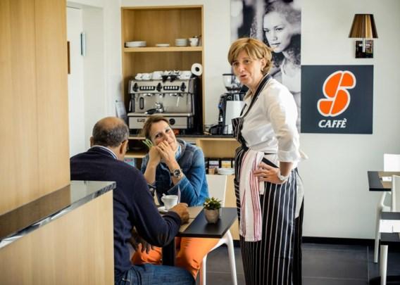 Sophie Dutordoir zal behalve koffie serveren en pasta koken ook zetelen in de raden van bestuur van Bpost en BNP Paribas Fortis.