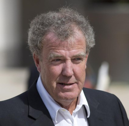 'Top gear'-presentator Jeremy Clarkson.