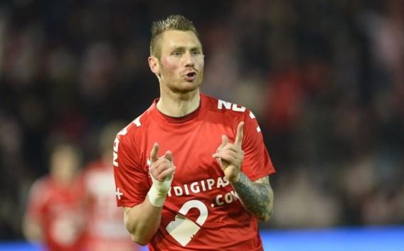 Met vijf doelpunten in vijf wedstrijden is Teddy Chevalier de man van het moment bij Kortrijk.