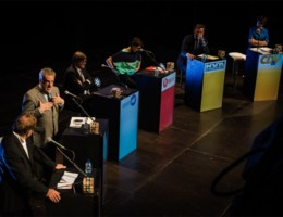 VIDEO. Herbekijk het Europadebat van De Standaard
