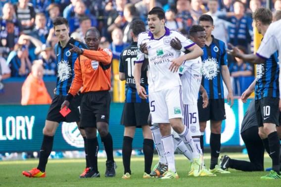 Anderlecht aanvaardt schorsing: Geen Mitrovic tegen Genk