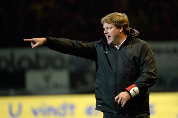 Hein Vanhaezebrouck nieuwe coach van AA Gent