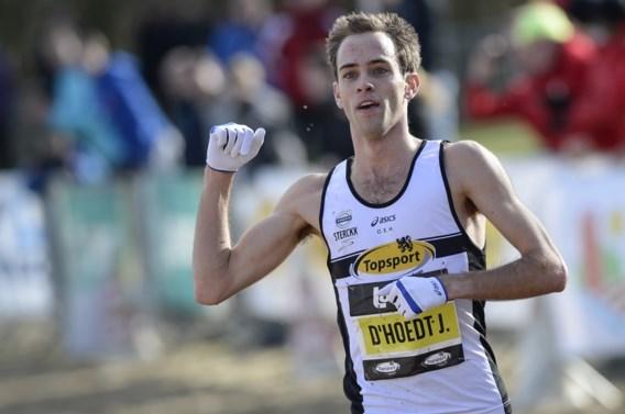 Vier Belgische atleten plaatsen zich in Stanford voor EK