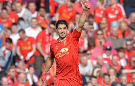 Ook Engelse pers verkiest Luis Suarez tot speler van het jaar