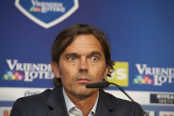 Herstellende PSV-coach niet mee naar oefenmatchen in Zuid-Korea