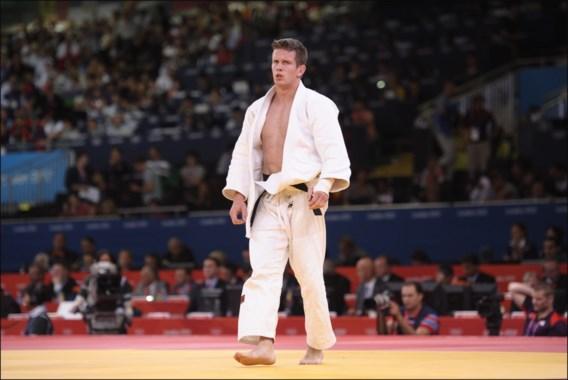 Judoka Dirk Van Tichelt nieuwe nummer 1 bij lichtgewichten